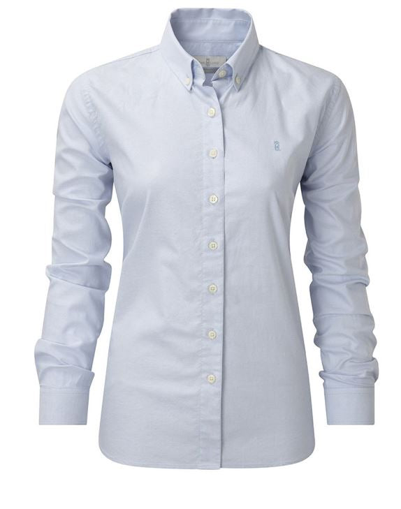 HENRI LLOYD WOMEN'S SADE SHIRT - BLUE - DISCONTINUED STYLE - LAST STOCK