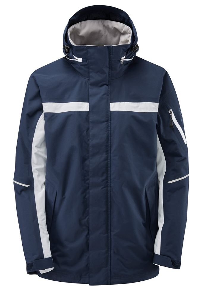 Henri Lloyd Sail Jacket MRN - DISCONTINUED STYLE - SIZE LARGE AND XLARGE ONLY SIZES LEFT