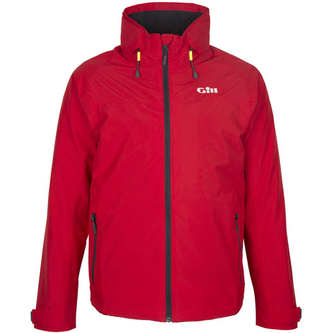 GILL Mens Pilot Jacket Bright Red - SIZE LARGE ONLY - LAST ONE