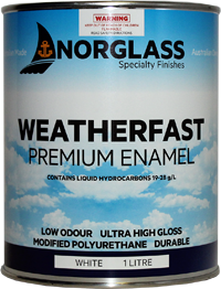 8095 WEATHERFAST GLOSS PORT WINE 500ml. AVAILABLE IN STORE ONLY