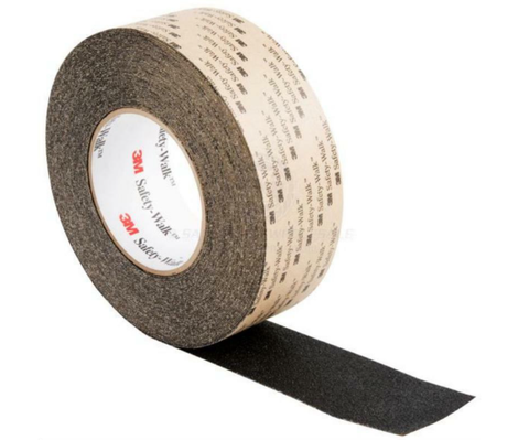 3M SAFETY-WALK BLACK TAPE  50MM  SOLD PER METER