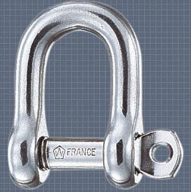 WICHARD STRAIGHT SHACKLE D 5 CAPTIVE
