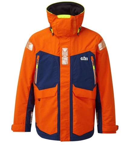 GILL OS2 OFFSHORE MEN'S JACKET TANGO - SIZE MEDIUM ONLY