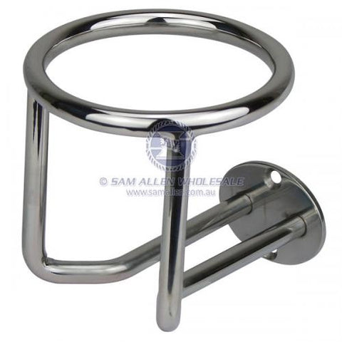 STAINLESS STEEL CUP HOLDER RING SIZE 88MM