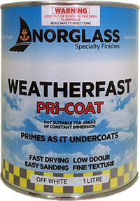 8201 PRi-COAT 1litre - AVAILABLE IN STORE ONLY