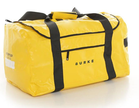 Burke Waterproof Gearbag 70L Yellow