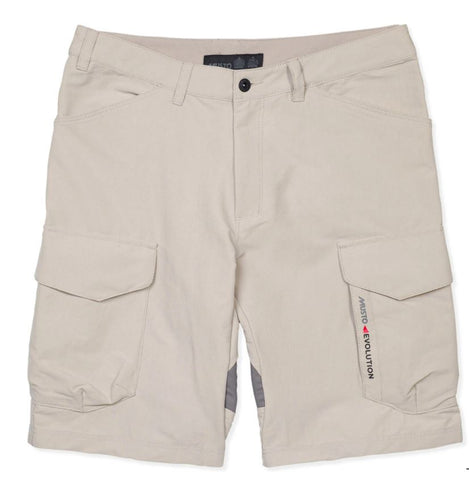 MUSTO EVOLUTION  PERFORMANCE UV SHORT - LIGHT STONE