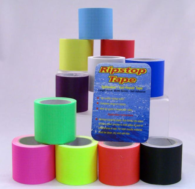 CCRS  Ripstop Spinnaker/Sail Repair Tape - 50mm 4.5m