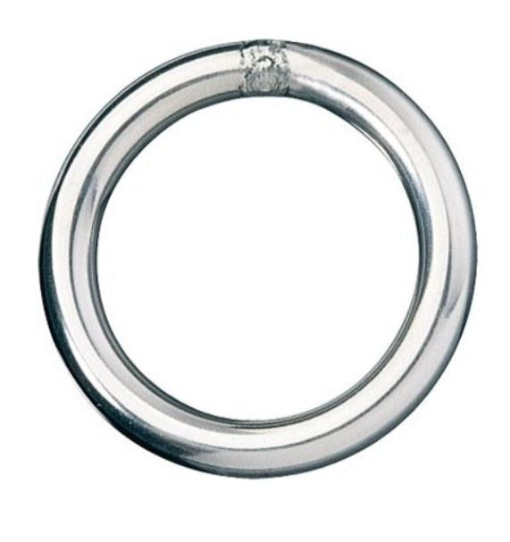 Stainless Steel Ring 6mm x 40mm I.D.