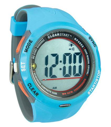Ronstan Clearstart Sailing Watch Blue