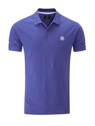 Henri Lloyd Men's  Cowes Polo AZB - SIZE SMALL AND XLARGE ONLY - LAST ONES - DISCONTINUED STYLE