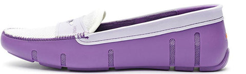SWIMS Women's Penny Loafer - PURPLE/LILA