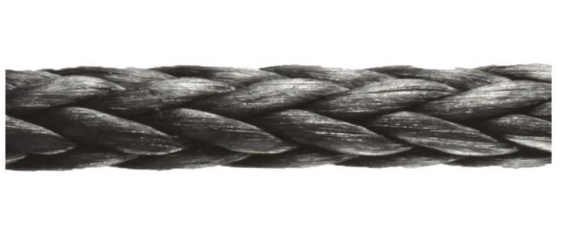 MARLOW EXCEL D12 MAX 99 3MM BLACK ROPE