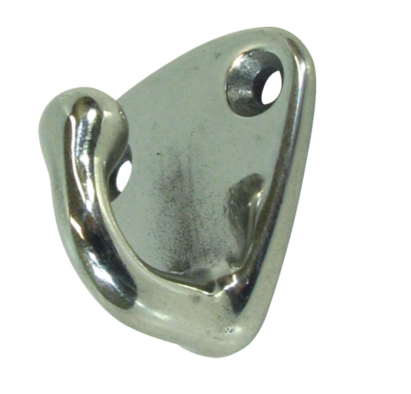HOOK LASHING CAST G316 STAINLESS STEEL  T/S 6MM