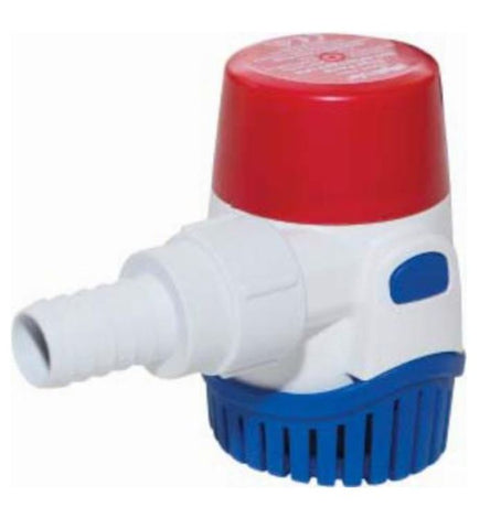 RULE 500GPH BILGE PUMP - NON-AUTOMATIC