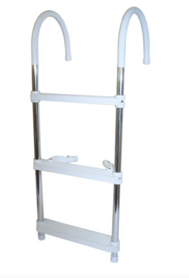 Alloy Ladder with 3 Steps