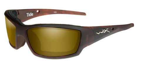 WileyX Rebel Polarised Bronze/Matte Mayered Tortoise