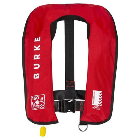 1501 Standard Automatic Inflatable Lifejacket - AVAILABLE IN STORE ONLY