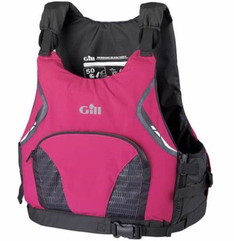 GILL Pro-racer Buoyancy Aid - Berry - size small