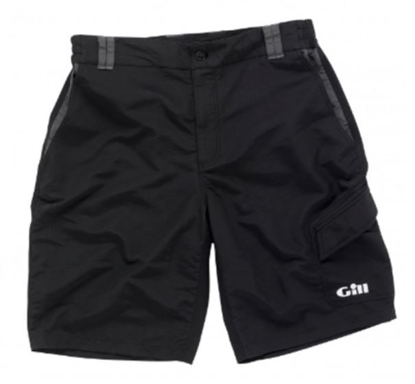 Gill Performance Men's Sailing Short - GRAPHITE - LAST ONES SIZE XLARGE ONLY