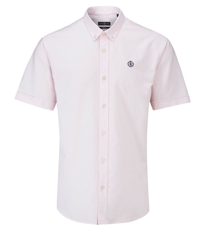 Henri Lloyd Club Regular Shirt SS  CYP - DISCONTINUED STYLE