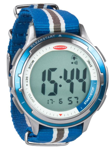 Ronstan Clearstart Sailing Watch Canvas Band