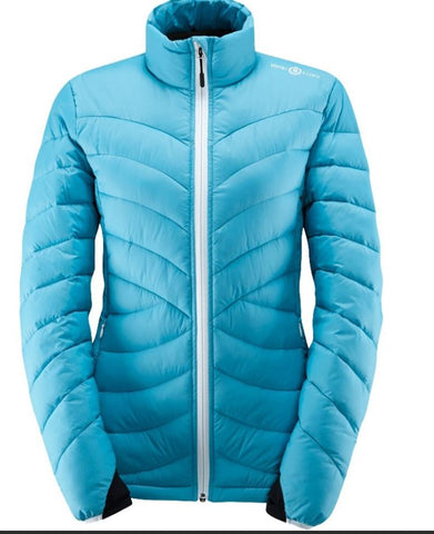 Henri Lloyd Aqua Down Women's Jacket - Baltic Blue - Size Xlarge ONLY - last one