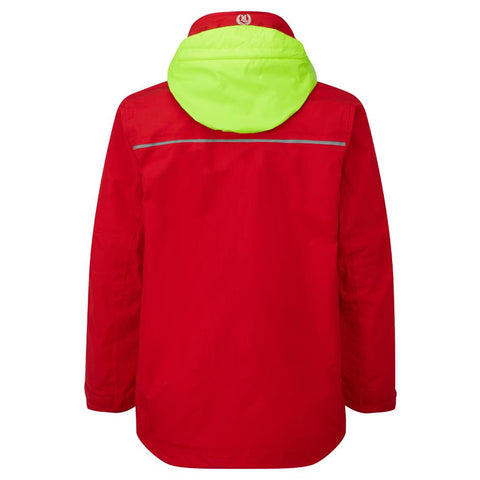 HENRI LLOYD INSHORE / COAST JACKET  RED