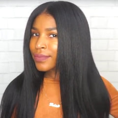 Blending your hair with clip ins knappy hair extensions is there a woman who hasnt ever stressed about her hairs style and health pmusecretfo Choice Image