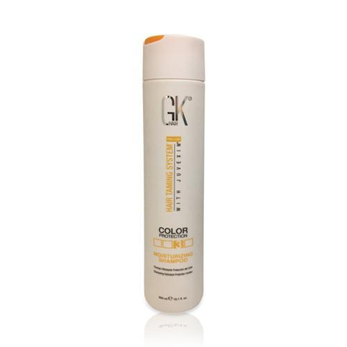 GKhair Moisturizing Shampoo Color Protection 300 ml Hårpleje GKhair