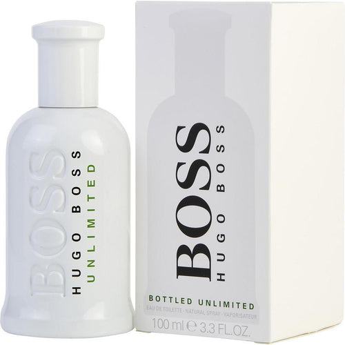Hugo Boss Bottled Unlimited EDT 100 ml - Skiin.dk