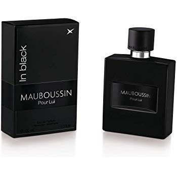 Prestige set Mauboussin Pour Lui In Black EDP 100 ml