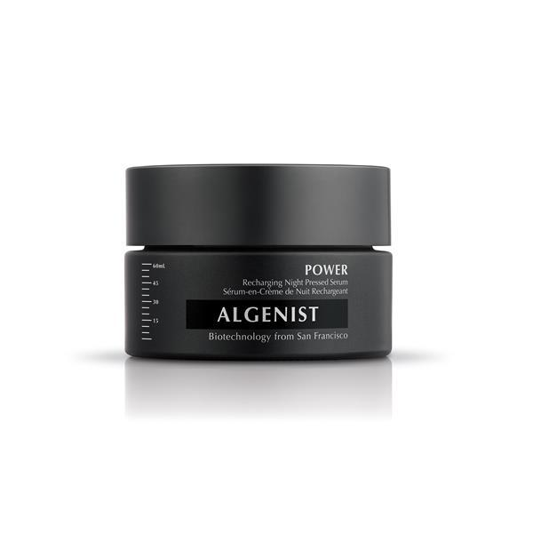 Algenist - Power Recharging Night Pressed Serum - Skiin.dk