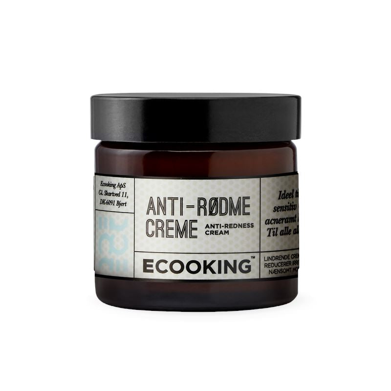 Ecooking Anti-Rødme Creme 50 ml