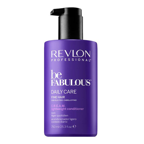 Be Fabulous Fine Cream Conditioner 750 ml Hårpleje Be Fabulous
