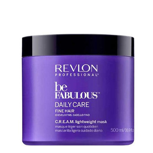 Be Fabulous Fine Cream Mask 500 ml Hårpleje Be Fabulous
