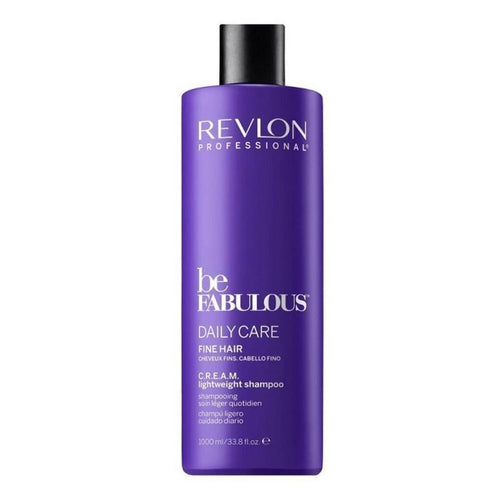 Be Fabulous Fine Cream Shampoo 1000 ml Hårpleje Be Fabulous