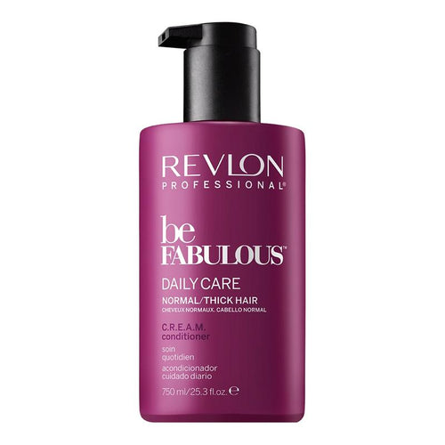 Be Fabulous Normal Cream Conditioner 750 ml Hårpleje Be Fabulous