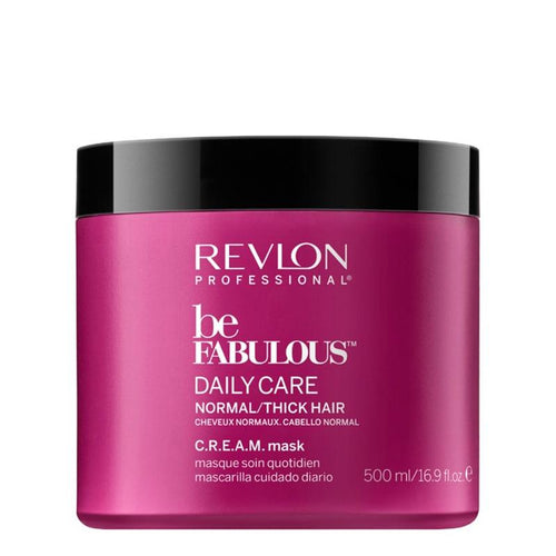 Be Fabulous Normal Cream Mask 500 ml Hårpleje Be Fabulous