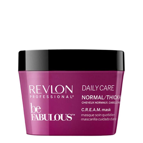 Be Fabulous Normal/Thick Cream Mask 200 ml Hårpleje Be Fabulous