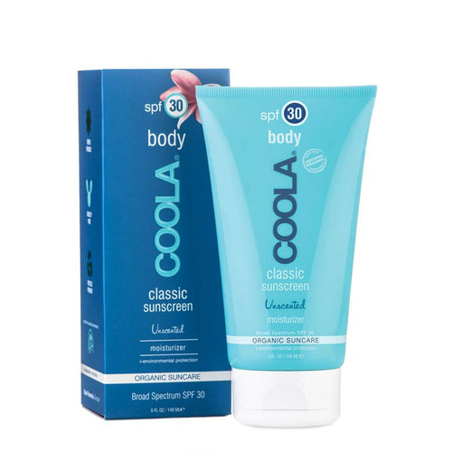 COOLA Classic Body SPF 30 Unscented 148 ml Hudpleje COOLA