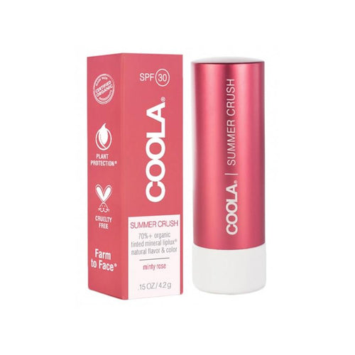 COOLA Mineral Liplux® SPF30 Organic Tinted Lip Summer Crush 4,2 g Makeup COOLA