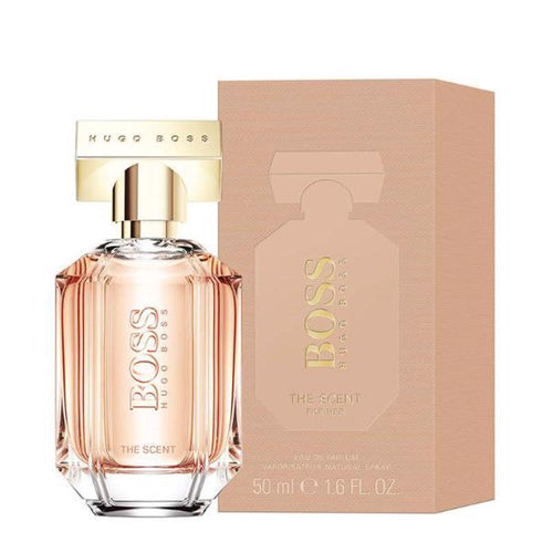 Hugo Boss - The Scent For Her EDP - 50 ml - Skiin.dk
