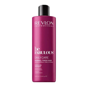 Revlon Be Fabulous Normal Cream Shampoo 1000 ml