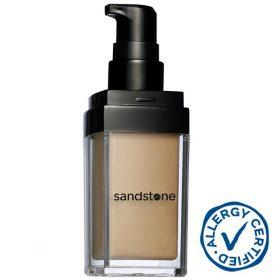 Sandstone Flawless Foundation C3 Makeup Sandstone