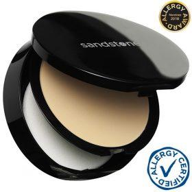Sandstone Scandinavia - Pressed Mineral Foundation C4 Makeup Sandstone