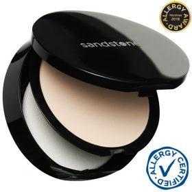 Sandstone Scandinavia - Pressed Mineral Foundation N3 Makeup Sandstone