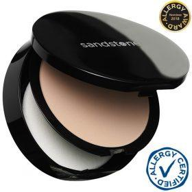 Sandstone Scandinavia - Pressed Mineral Foundation N5 Makeup Sandstone