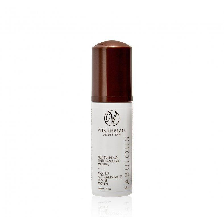 Vita Liberata Self Tanning Tinted Mousse Medium 100 ml Selvbruner Vita Liberata