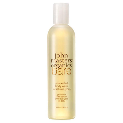 John Masters Organics Bare unscented Body Wash 236 ml